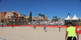 Deporte al aire libre en Torrox, en la Axarquía-Costa del Sol.