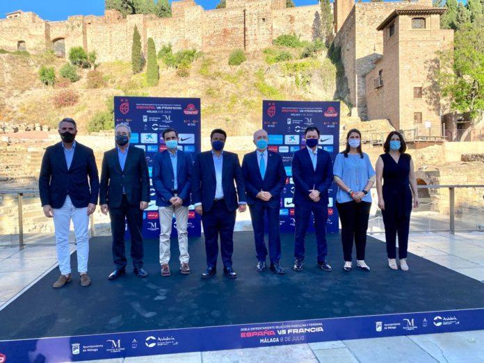 La selección masculina regresa al Carpena tras la gira de preparación para el Mundial de China en 2019.