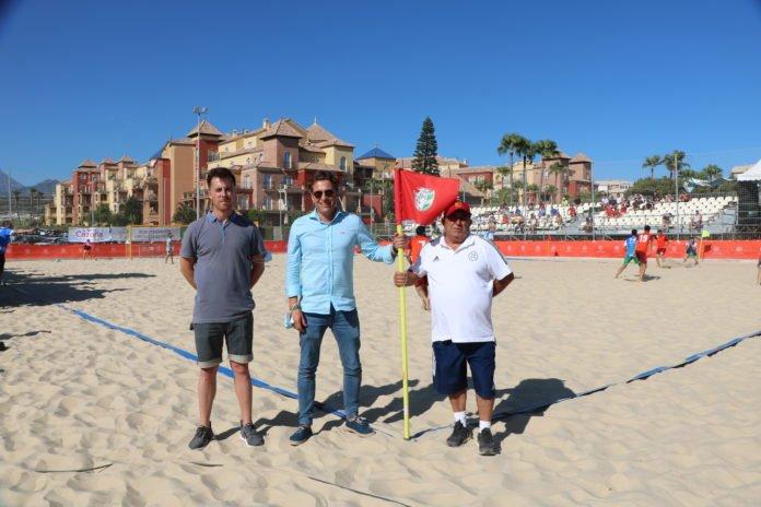 Arranca en Torrox la segunda fase del Campeonato de España de Fútbol Playa masculino