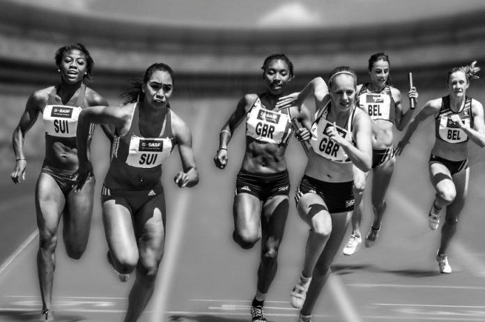 El atletismo tiene un papel fundamental en los Juegos Olímpicos.
