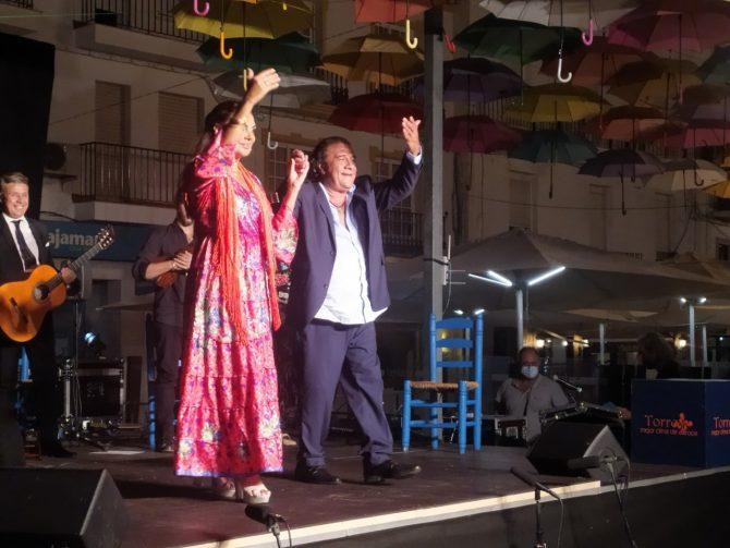 Intenso fin de semana flamenco en la Axarquía