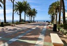 renovación del mobiliario urbano y pavimento del balcón de Europa en Nerja (Málaga9