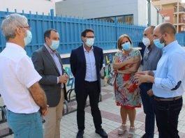 El PSOE de Rincón de la Victoria apoya a la comunidad educativa afectada del IES Ben Al Jatib de La Cala del Moral.