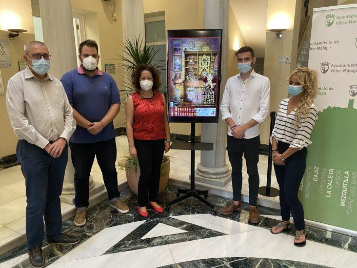 La capital de la Axarquía acude a la VI Expo de Arte Cofrade