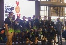 El equipo de waterpolo de Málaga perdió en Sevilla