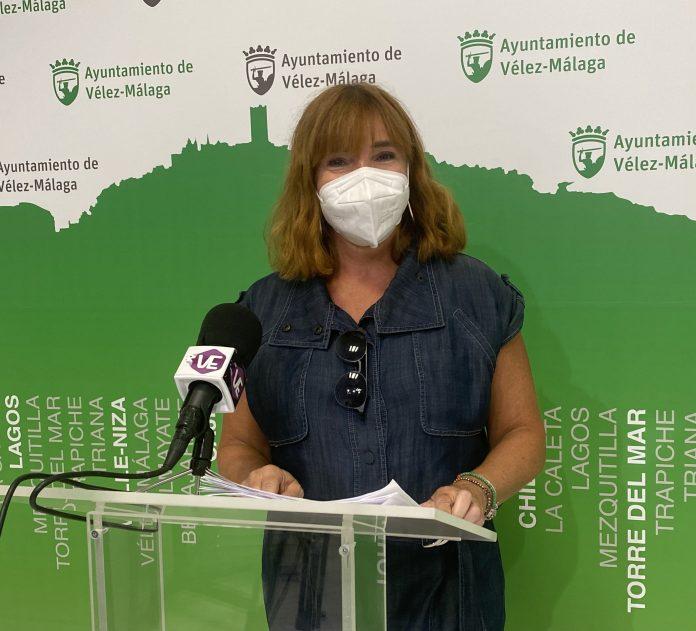 La concejala de Empresa y Empleo, María José Roberto, informó de su participación en estas jornadas Brick Beach en Madrid.