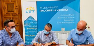 Rincón de la Victoria patrocina el atletismo local