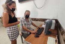Mejoras informáticas para la tercera edad de Rincón de la Victoria