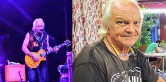 El músico británico Jonathan 'Pix' Pickford. ha sido encontrado sin vida.