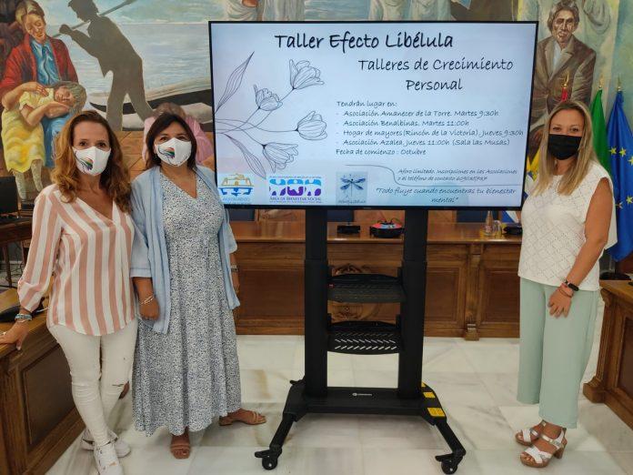 Presentación del Proyecto 'Efecto Libélula' en Rincón de la Victoria-Axarquía Costa del Sol.