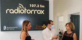 Mejoras en las instalaciones radiofónicas de Torrox.