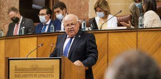 Andalucía nunca tuvo unidades especializadas en trastornos de la conducta alimentaria,según Aguirre.