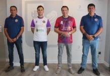 El equipo infantil de la Asociación Deportiva Cultural Faro de Torrox, que este temporada jugará en la Primera División Andaluza