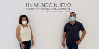El Centro de Arte Contemporáneo de Vélez-Málaga (CAC), Francisco Hernández acoge la exposición, 'Un Mundo Nuevo. El límite fotogénico de una pandemia'.