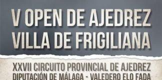 Ajedrez en la malagueña localidad de Frigiliana.