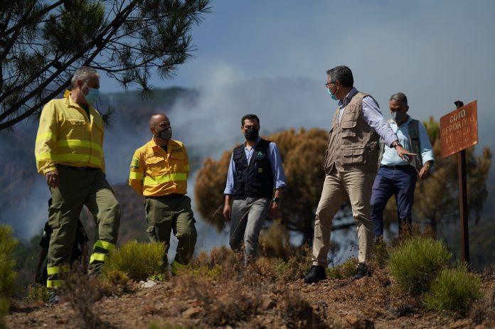 Francisco Salado advierte de la importancia de peritar cuanto antes daños en pozos, captaciones, tuberías y demás equipamiento hídrico