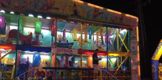No hay atracciones infantiles en la Feria de Vélez-Málaga.