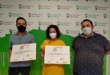 La gala de entrega de premios tuvo lugar el pasado fin de semana en Orihuela donde Vélez-Málaga recibió el tercer áccésit de los cinco otorgados