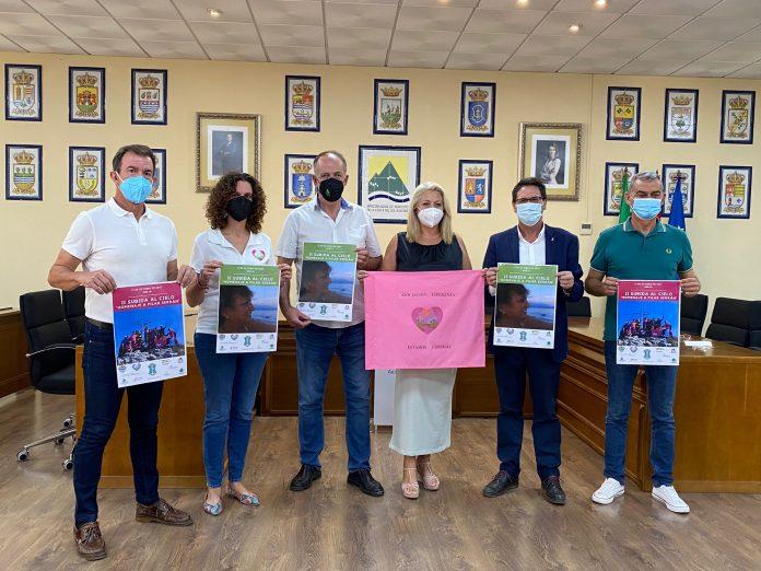 Esperanza) han presentado una nueva ruta para dar visibilidad a la enfermedad.