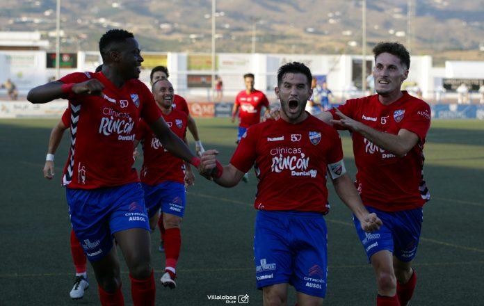 Unión Deportiva Torre del Mar jugará ante el Motril.