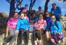 solidaridad en la Axarquía por el cáncer de mama