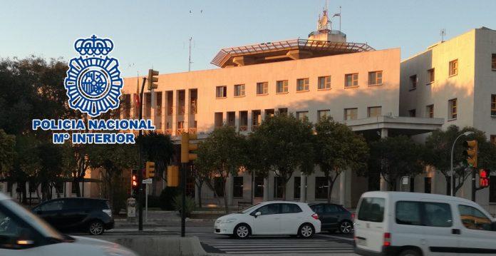 Incendio intencionado con varios heridos en Málaga-Andalucía.