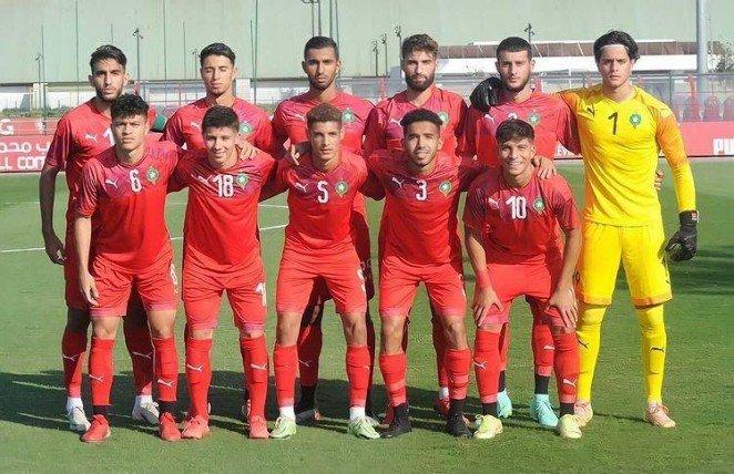 Los dos jugadores con licencia del Club Atlético Malagueño cerrarán su 'stage' con Marruecos Sub-23 el martes 12 de octubre.