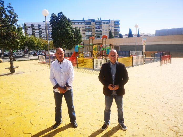 Mejoras en los parques y jardines de Torre del Mar