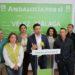 """Andalucía Por Sí presenta una candidatura """"ilusionante"""", para transformar Vélez-Málaga en los próximos años"""